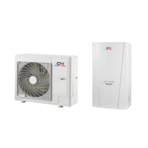 Šilumos siurblys oras-vanduo CH-HP10SINK – Cooper&Hunter (efektyvus šildymas iki -25°C)